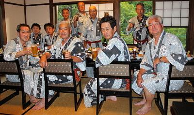 天然温泉を貸切で満喫♪ 沢井三丁目温泉研究会様