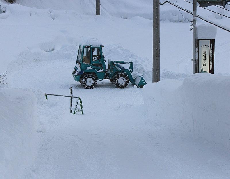 スキー、スノボー&源泉掛け流し貸切露天風呂