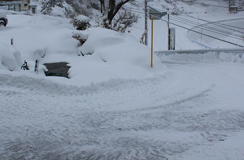 雪景色&源泉掛け流し貸切露天風呂