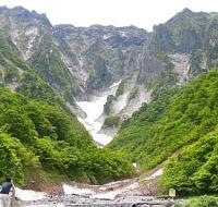 谷川岳、一の倉沢