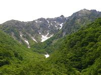 谷川岳ロープウェー マチガ沢