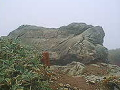 天神ザンゲ岩 谷川岳山頂登山